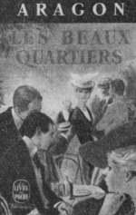 «Богатые кварталы» (Париж, 1936). Обложка