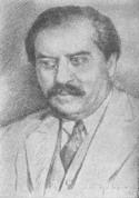 Портрет работы А. Н. Яр-Кравченко.