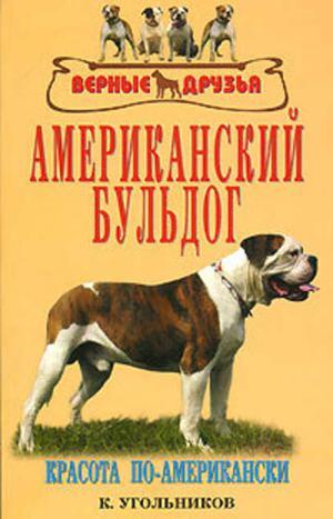 УГОЛЬНИКОВ К. Американский бульдог