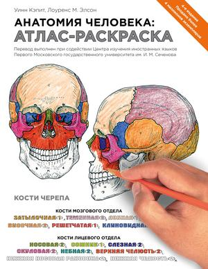 КЭПИТ У., ЭЛСОН Л. Анатомия человека: атлас-раскраска