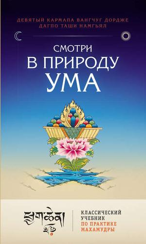 ДОРДЖЕ В., НАМГЬЯЛ Д. Смотри в природу ума. Классический учебник по практике Махамудры