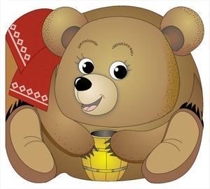 ЯХНИН Л. Крошка Медвежонок