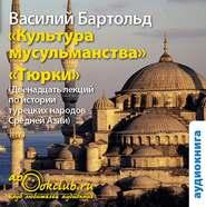 БАРТОЛЬД В. АУДИОКНИГА MP3. Культура мусульманства и Тюрки