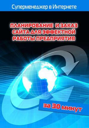 БЯЛЫК Л., Мельников И. Планирование и заказ сайта для эффектной работы предприятия