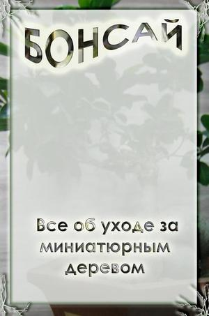 Мельников И. Все об уходе за миниатюрным деревом
