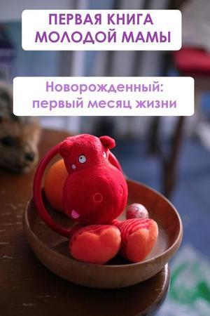 Мельников И. Новорождённый: первый месяц жизни