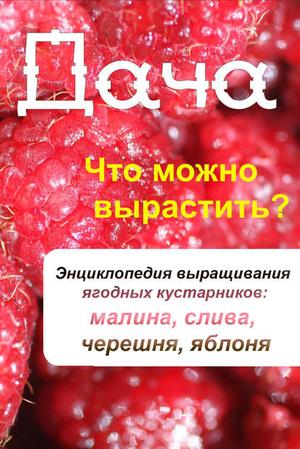 Мельников И. Что можно вырастить? Энциклопедия выращивания ягодных кустарников: малина, слива, черешня, яблоня