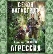 ШАЛЫГИН В. АУДИОКНИГА MP3. Агрессия