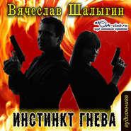 ШАЛЫГИН В. АУДИОКНИГА MP3. Инстинкт гнева